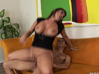 Our guy,Zane, had no idea what that guy was in for when that guy came for advice from our pro, Ava Devine. All this guy wanted was a small in number tips on how to fuck a super model good, but instead this guy got a full blown, hardcore lesson on Floosie Fucking 101! That Babe shows him the art of face fucking, roughing up a wench, twat hammering and cumming all over a sluts face, mouth and hair...that's right! This is some other classic session!